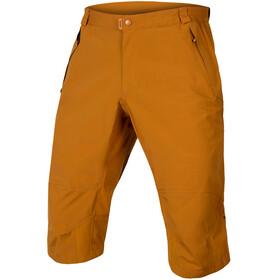 Endura MT500 II Waterdichte Shorts Heren, oranje